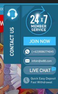 W88 Asia Customer Service Satisfaction Guaranteed