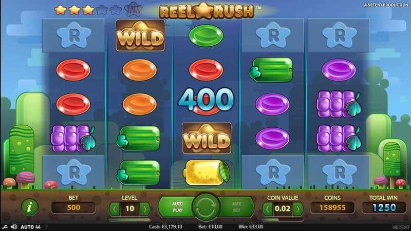 The Legendary Slot King W88 India - Reel Rush