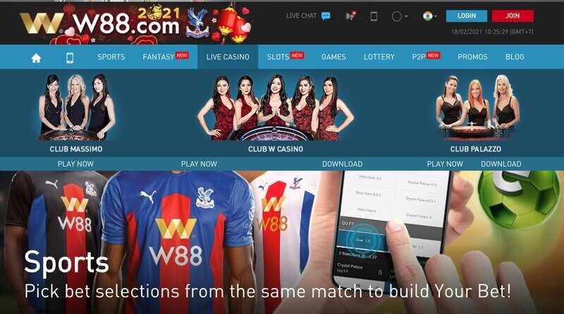 Check out these Awesome W88 India Games