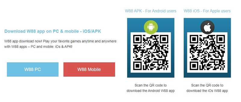 How to Easily Download W88 Mobile Apps