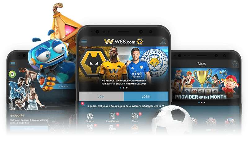 Mobile-Friendly Games You Can Enjoy Playing With W88 Android and W88 iOS