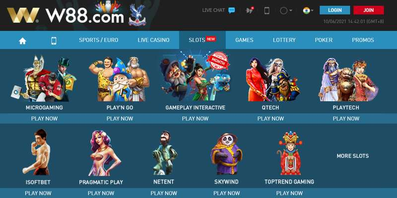 How to Play Slot W88 for Superb Gameplay and Earnings
