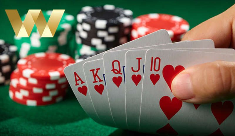 W88 Poker Online - Time to All-In or Fold